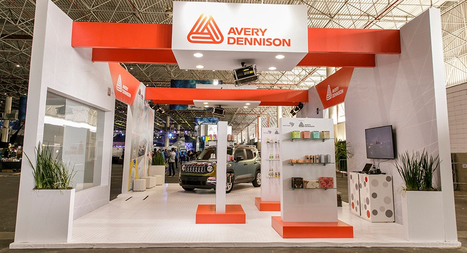 avery dennison at greenk 2018